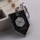 Destiny  - Titan Keychain - Metal Keychain - Sleutelhanger