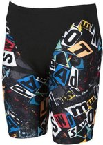 Boys Rowdy Jr Jammer black-multi 140
