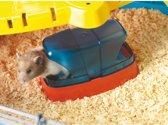 Hamstertoilet - Knaagdier - 17 x 10 x 10 cm