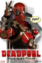 Marvel Comics Action Figure 1/6 Deadpool 30 cm