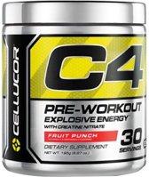 Cellucor C4 Original Pre-workout - 195 gram (30 doseringen) - Blue razz