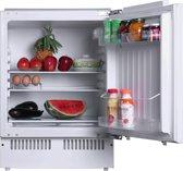 Exquisit UKS 140-8RVA+ - Onderbouw koelkast
