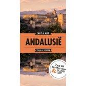 Wat & Hoe reisgids - Andalusië