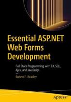 Essential ASP.NET Web Forms Development