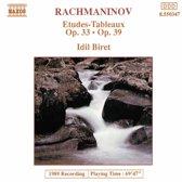 Rachmaninov: Etudes-Tableaux / Biret