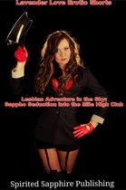 Lesbian Adventure in the Sky: Sappho Seduction into the Mile High Club