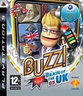 Buzz! Brain of the UK (Solus) /PS3