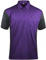 Target CoolPlay 3 Hybrid Dartshirt Purple / Grey  Per stuk 2XL