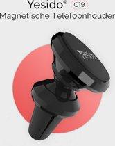 Yesido C19 Universele Magnetische Telefoonhouder voor in de auto