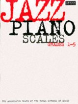 Jazz Piano Scales, Grades 1-5