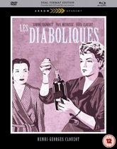 Les Diaboliques (import) (dvd)
