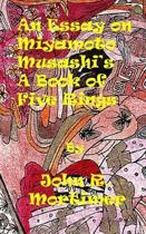 An Essay on a Book of Five Rings by Miyamoto Musashi