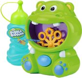 Toyrific Bellenblaasmachine Bubble Buddies Groen 13 Cm