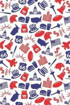 Patriotic Pattern United States of America 20