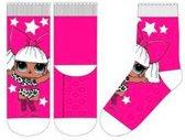 LOL Surprise anti slip sokken, maat 27-30
