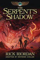 Kane Chronicles, The, Book Three the Serpent's Shadow