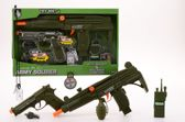 Army Forces speelset Deluxe in opentouch doos, 7-delig