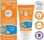 Alphanova Getinte zonnebrandcrème SPF 50