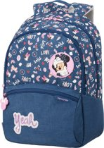 Samsonite Kinderrugzak - Color Funtime Disney Backpack Disney Minnie Doodles