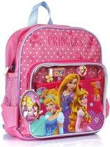 Disney Rugzak Princess met inhoud Schoolspullen
