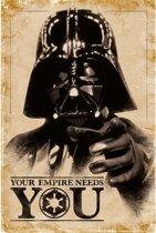 Poster Star Wars  Darth Vader 61 x 91,5 cm