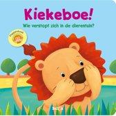 Kiekeboe - Wie verstopt zich in de dierentuin?