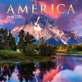 Amerika - America Kalender 2018