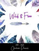 Wild & Free Academic Planner