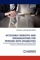 Accessible Websites and Organizations for Persons with Disabilities