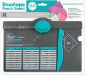 We R Memory Keepers - Envelop punch board - 1 stuks