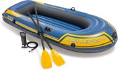 Intex Opblaasbare Raft Boot set Challenger 2