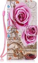 iPhone 7/8 - bookcover / Wallet flip case - RoseTower
