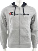 Champion - Felpa Hooded Full Zip - Heren - maat L
