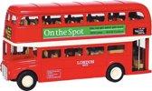 Goki London Bus, die-cast, L= 12 cm