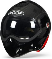 ROOF BoXXer Carbon Rood Systeemhelm - Motorhelm - Maat XL