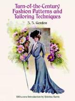 Turn-of-the-Century Fashion Pattern