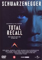 DVD cover van Total Recall