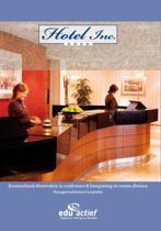 Hotel inc. -  Bronnenboek