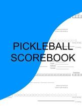 Pickleball Scorebook