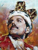 Queen canvas (40x60cm)