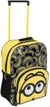Minions trolley / kinderkoffer 38cm softcase