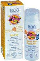 Eco Cosmetics Baby en Kind SPF 50 - Zonnebrand lotion