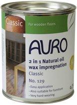 Auro Was Impregneerolie 129 0,375 liter