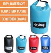 Drybag.store - waterdichte tas - 10l blauw