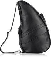 HEALTHY BACK BAG Rugzak - Leather - Black - Medium - 5304-BK