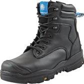 Bata Helix werkschoenen - Longreach Black Zip - S3 - maat XW 45 - hoog - 705-66146