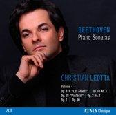 Piano Sonatas, Vol 4