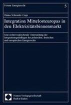 Integration Mittelosteuropas in den Elektrizitätsbinnenmarkt