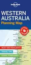 Lonely planet: western australia planning map (1st ed)