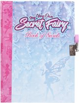 Kamparo Pms Dagboek Met Slot My Secret Fairy 21 Cm
